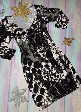 Платье размер 10 46-48 р