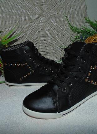 Кеды сникерсы libra pop 37р,ст 23,5см.мега выбор обуви и одежды