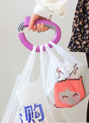 Ручка для переноски пакетов, кульков, сумок