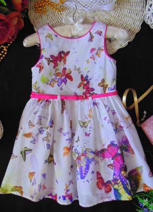 4г.шикарное нежное платье tu.мега выбор обуви и одежды