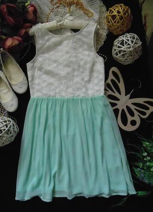 Шикарное нарядное платье new look .mега выбор обуви и одежды!