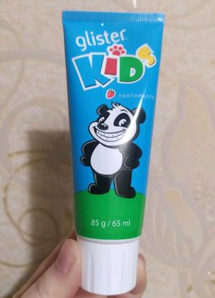 Детская зубная паста Glister Amway