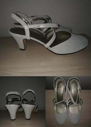Босоножки туфли 43-44 р большой размер