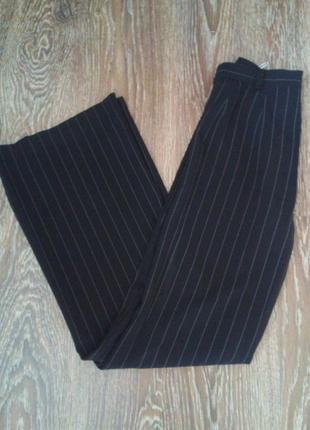 Легкие летние брюки в полоску
