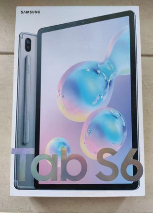 Планшет Samsung Galaxy Tab S6 10.5 Wi-Fi SM-T860 Mountain Grey