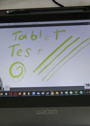 """Графический монитор-планшет Wacom DTU-1031 для художника 10.1""""..."""