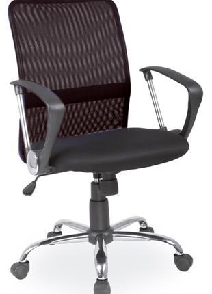 Офисное кресло Q-078 Черный