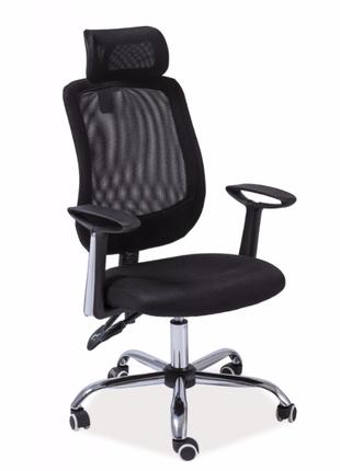 Офисное Кресло Q-118 Черный