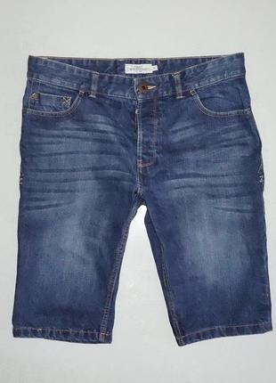 Шорты  джинсовые  next  32