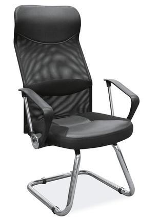 Кресло Q-030 Черный