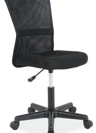 Офисный стул Q-121 Черный