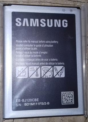 Акумулятор  Samsung Galaxy J1 (2016) SM-J120F/DS (GH43-04565A)