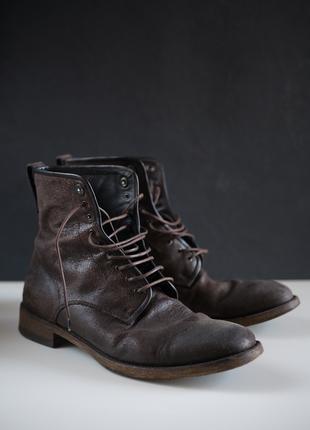 Ботинки Giorgio Armani Оригинал. Италия