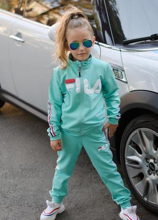 ✨ стильный спортивный  детский костюм унисекс