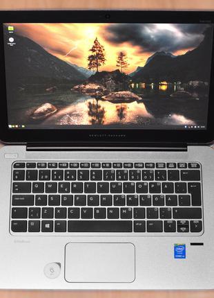 Ультратбук IPS FullHD! HP EliteBook Folio 1020 G1