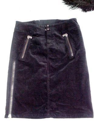 Вельветовая юбка фирмы Diesel (оригинал)