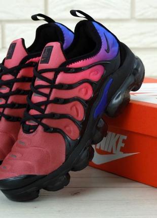 Мужские кроссовки nike air vapor max red