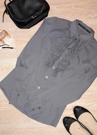 Рубашка с жабо top secret.