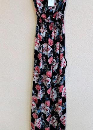 Платье сарафан в пол new look