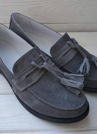 Комфортнфе лоферы, туфли, мокасины на лето 36p/37p/39p/40p