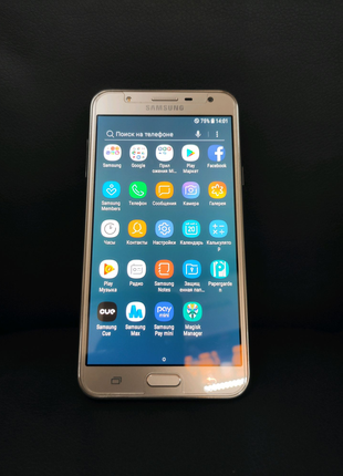 Samsung j7 Core J701 (2018) 2/16gb Gold