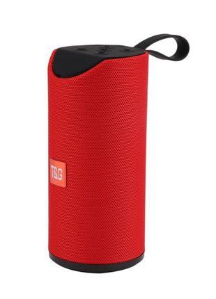 Портативная bluetooth колонка влагостойкая JBL TG-113 Красный