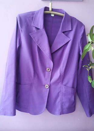 Пиджак летний 48 размер