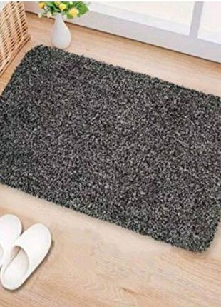 Придверный супервпитывающий коврик Clean Step Mat.