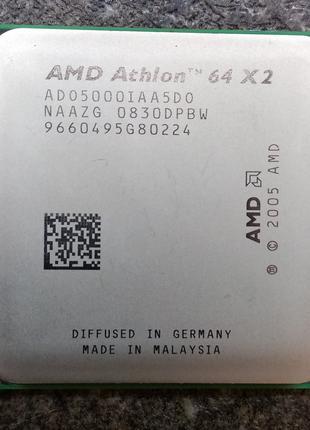 Продам материнку ASUS+Athlon 64 x2+RAM 4Gb
