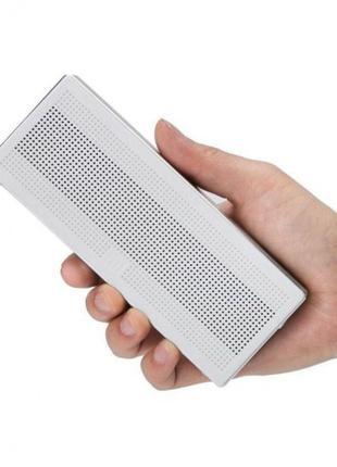 Портативная колонка Xiaomi Mi Speaker Square Box NDZ-03-GB Белая
