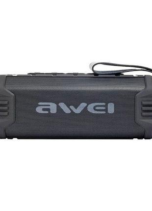 Портативная экстремальная Bluetooth колонка Awei Y280 (Bluetooth,