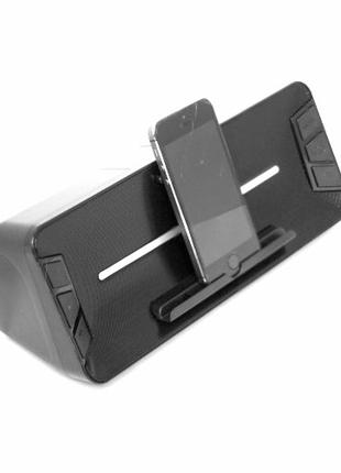 Стерео колонка Wster WS-1618 Bluetooth Чёрная