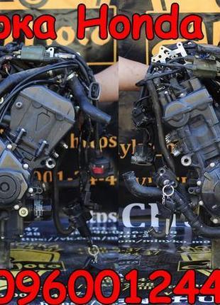 Двигатель 600cc honda hornet 600 хонда хорнет запчасти мотор 6...