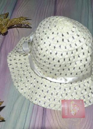 Новая шляпка  на 3-5лет