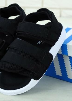 Мужские сандали ad black