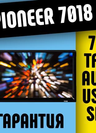 PIONEER 7018 мультимедиа автомагнитола (USB, 2DIN, 7 д., SD) Пода