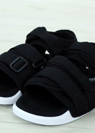 Женские сандали ad black
