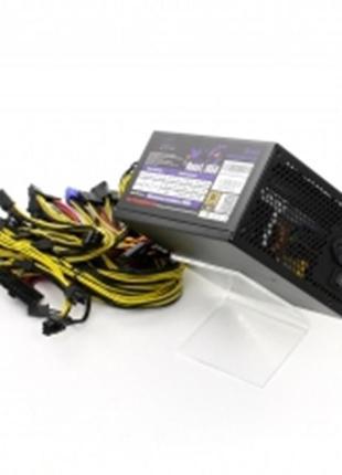 Майнерский блок питания Frime BEAST-1650 80+ Gold 14cm вентилятор
