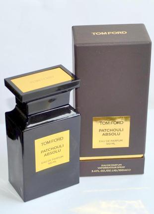 Tom Ford Patchouli Absolu_Оригинал EDP_3 мл затест парф.вода