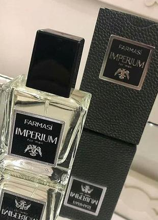 Мужская парфюмированная вода imperium farmasi фармаси