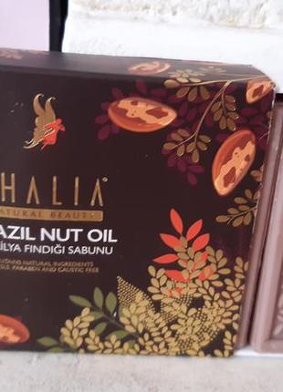 Натуральное мыло бразильский орех юнайс unice talia турция