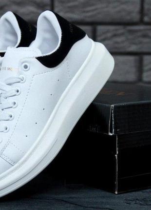 Мужские кроссовки alexander mcqueen oversized sneakers