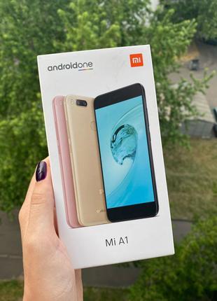 Продам Xiaomi Mi A1, Rose Gold, 64 GB
