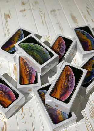 Iphone Xs 64gb(Gold, Silver)