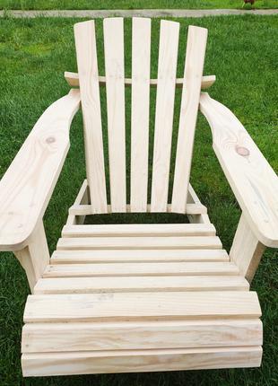 Садове крісло Адирондак