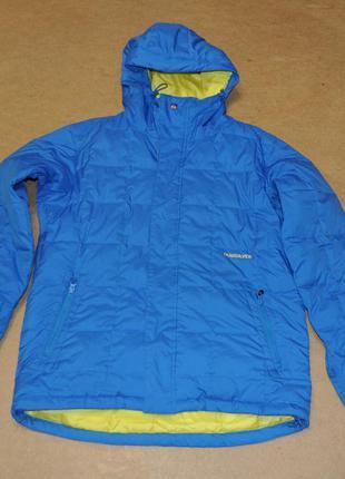 Quiksilver пуховик горнолыжная куртка мужская