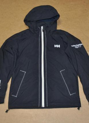 Helly hansen куртка фирменная мужская hh