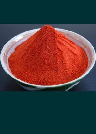 Перець червоний солодкий молотий