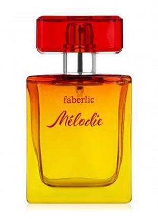 Парфюмерная вода для женщин melodie faberlic 3184 фаберлик