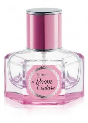 Парфюмерная вода для женщин #boom couture